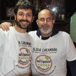 Angelo Tofalo e Vito Crimi