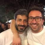 Roberto Fico e Alfonso Bonafede