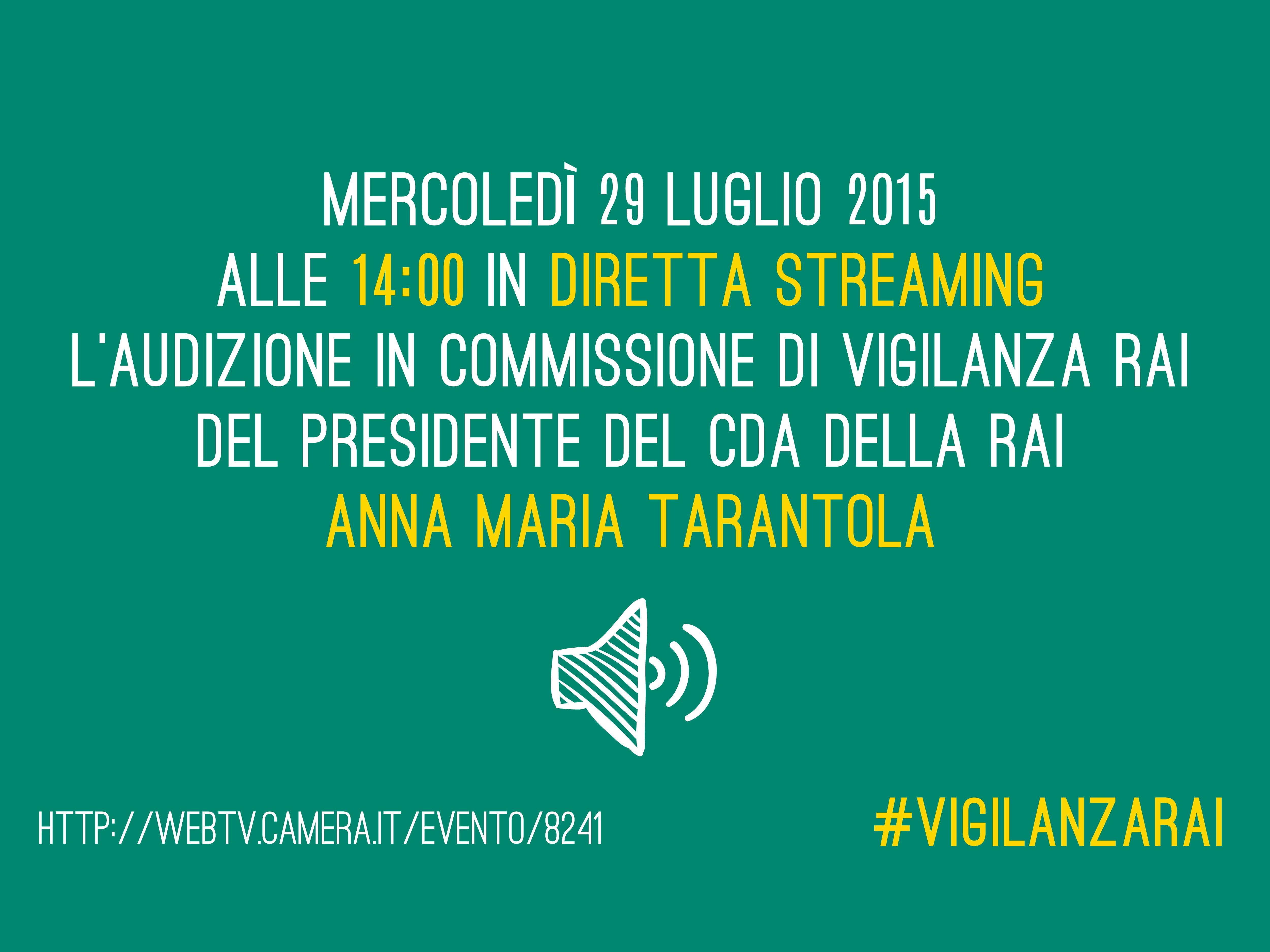 audizione_commissione_29-07-2015_tarantola