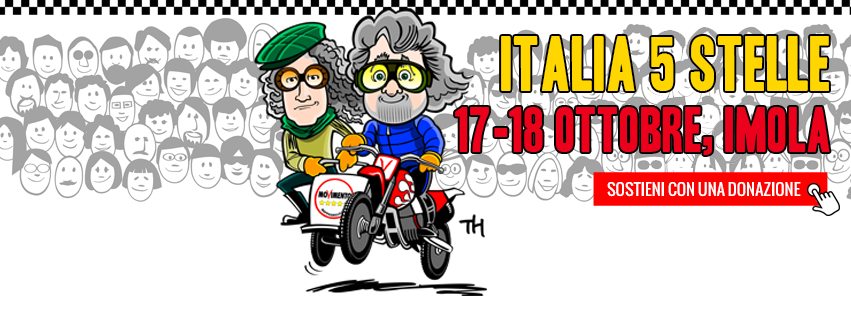 Italia 5 Stelle - 17/18 ottobre 2015 - Imola