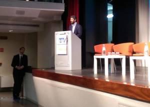 Roberto Fico - conferenza su tv locali - Roma - Millecanali