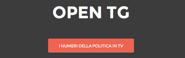 open tg - i dati della tv in movimento