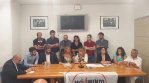 conferenza stampa municipalità