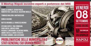 Incontro Meetup Napoli 8 settembre 2017