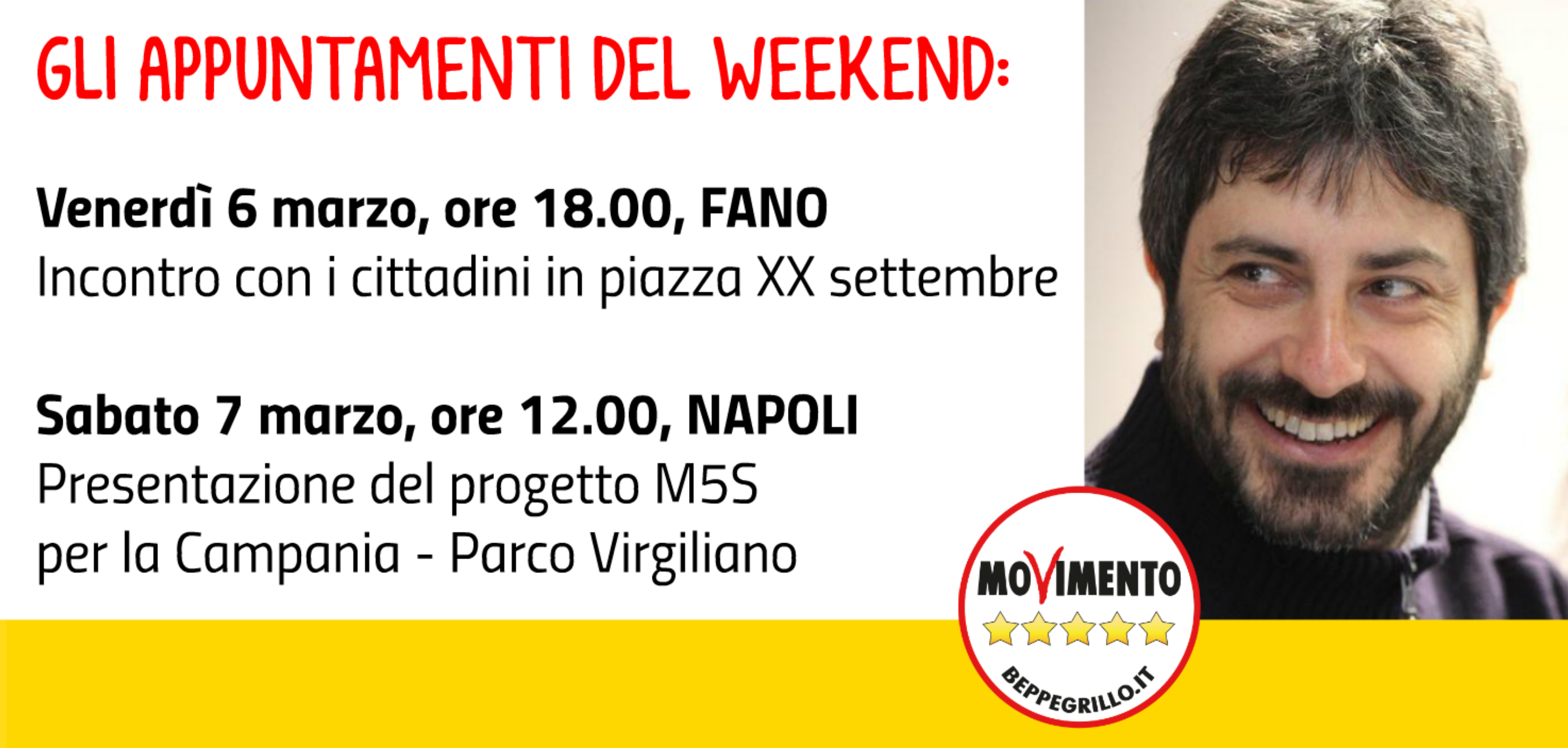 Appuntamenti-weekend