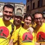 Riccardo Nuti, Vincenzo Caso, Michele Dell'Orco, Alfonso Bonafede