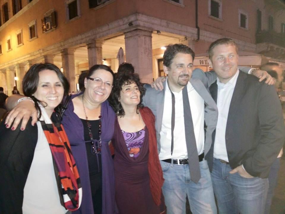 Vilma Moronese, Paola Nugnese, Salvatore Micillo, Massimo De Rosa - Ecoreati
