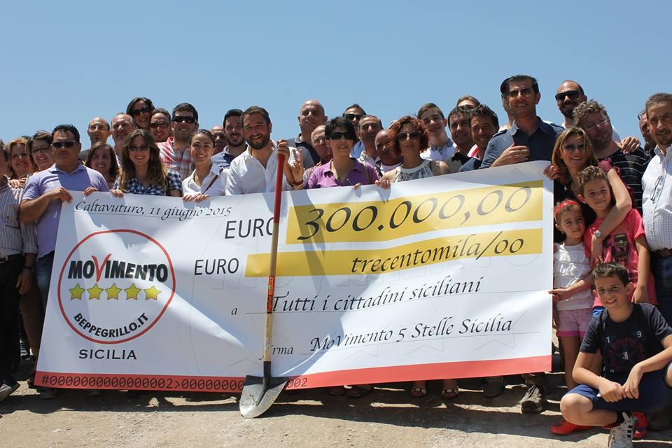 M5S Sicilia - Finanziamento A19