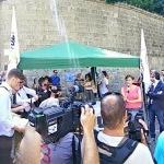 Conferenza stampa - Bosco di Capodimonte