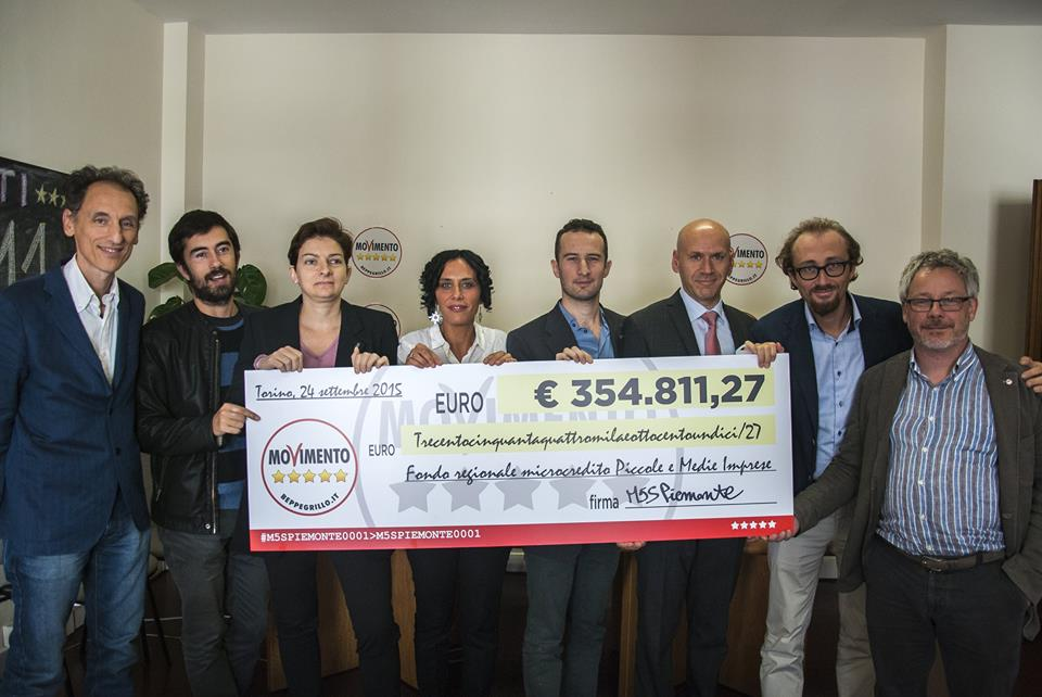 M5S Piemonte - microcredito