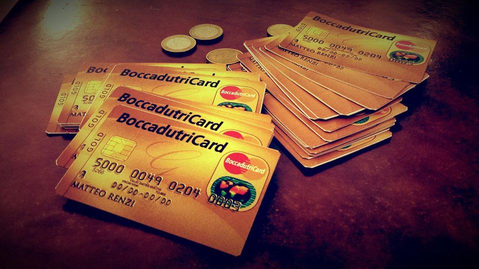 Boccadutri card