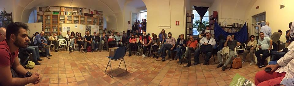 Meetup Napoli riunione